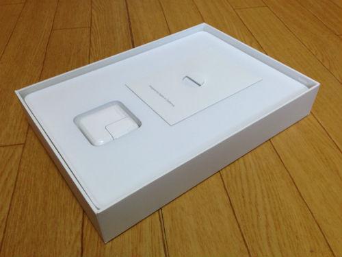 iPad Air 同梱品