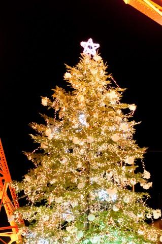 クリスマスツリー・東京タワー
