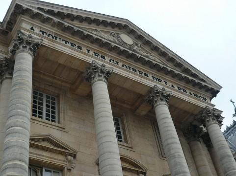 宮殿の建物