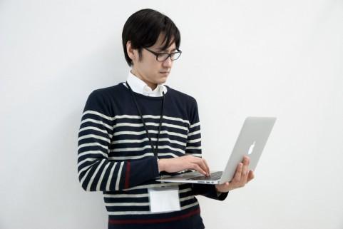 仕事パソコン