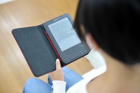 電子書籍で読書