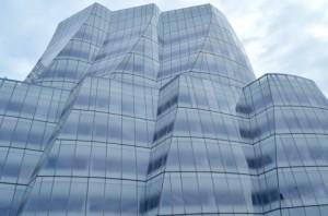 マンハッタンのビル